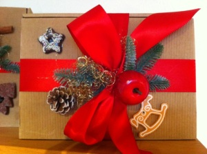 Je boodschap is een cadeau aan de ontvanger, je creatieve concept is de verpakking; wat doet dit met jullie relatie?