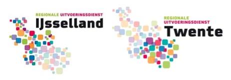 Logo's RUD Overijssel Twente IJsselland (bron: Factsheet RUD's Overijssel)