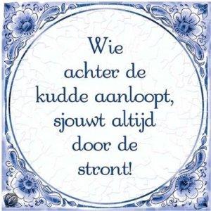 bron: http://www.bol.com/nl/p/benza-delfts-blauwe-spreukentegel-wie-achter-kudde-aanloopt-sjouwt-altijd-door-strond/9200000021276083/