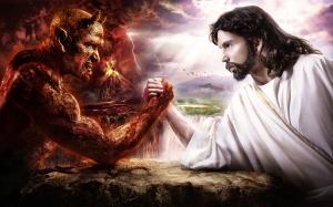communication angel-vs-devil